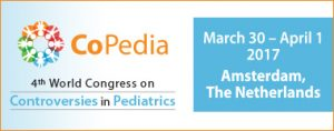 CoPedia- 4th World Congress on Controversies in Pediatrics, INAC 2017, Related Event