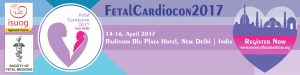 INAC 2017, FetalCardiocon2017, 14-16 April 2017